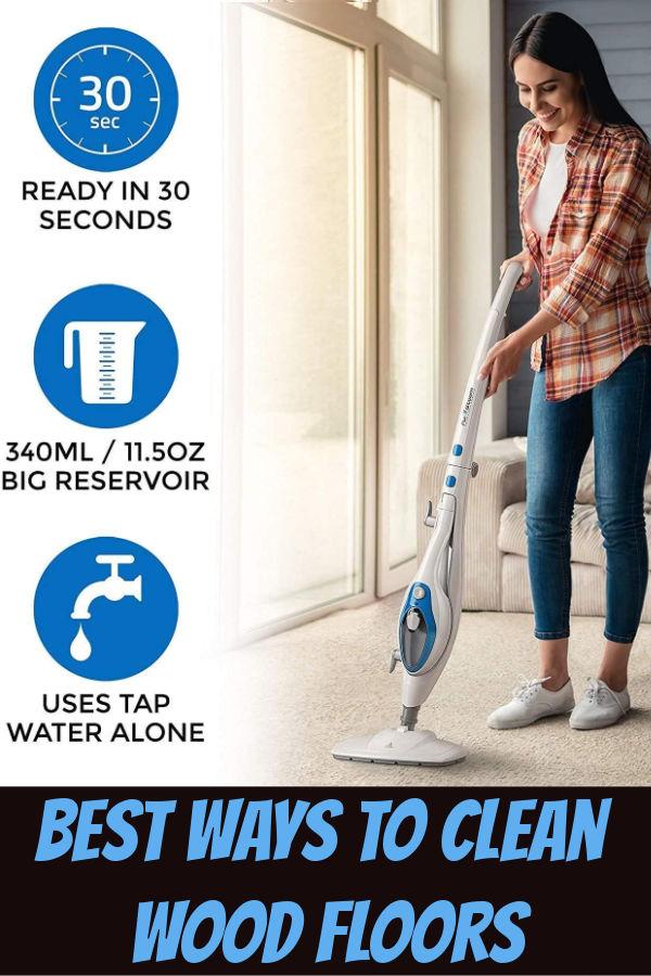 Best Ways to Clean Wood Floors at Home