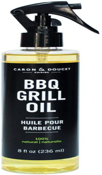 Caron and Doucet BBQ Grill Cleaner Oil