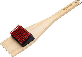 Char-Broil Hot and Cool Grill Brush