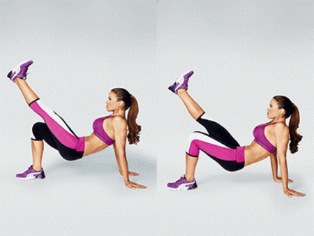 11 Best Exercises to Get Rid of Love Handles and Back Fat in 1 Week at Home