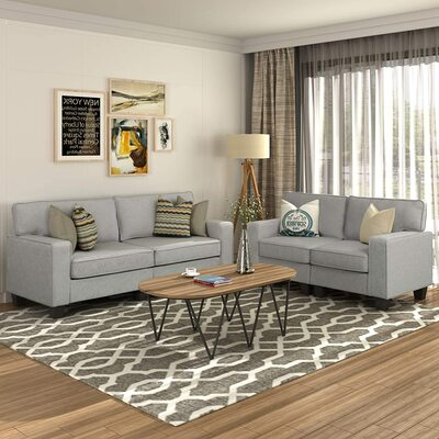 Meritine Livingroom Couch Set