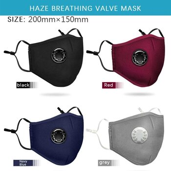 Face Bandanas Cotton Protective Face Mask