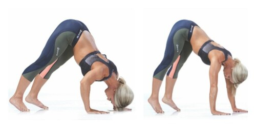 Pike pushups - 7-Day Indoor Exercises for Explosive Results this Winter: Best Winter Workout Plan
