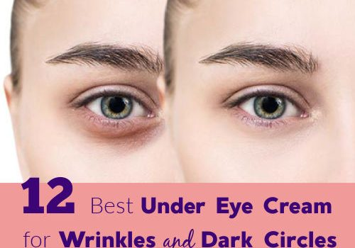 12 Best Under Eye Cream for Wrinkles and Dark Circles that Work