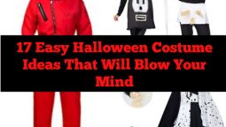 17 Easy Halloween Costume Ideas That Will Blow Your Mind