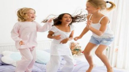 Find here things to do at a sleepover for teens. Scary stories.Charades.Make foods.Stay up all night